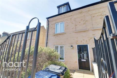 4 bedroom terraced house to rent - Blinco Grove, Cambridge