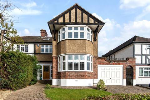 5 bedroom semi-detached house for sale - Windermere Avenue, London, N3