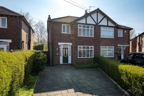3 bedroom semi-detached house for sale - Norbury Crescent, Hazel Grove, Stockport SK7 5PD