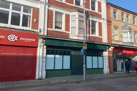 Retail property (high street) to rent - Prime Retail Unit, 11 Adare Street, Bridgend, CF31 1ET