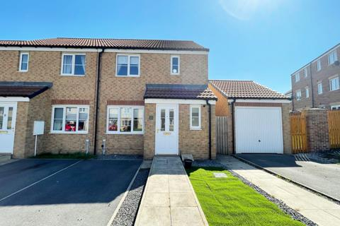 3 bedroom end of terrace house for sale - Wooler Drive, Stanley