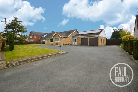 4 bedroom detached bungalow for sale - Hawkes Lane, Bracon Ash, Norwich