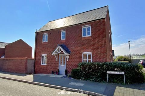 3 bedroom semi-detached house for sale - Stryd Yr Eos, Ruthin