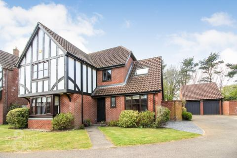 4 bedroom detached house for sale - Jordan Close, Taverham, Norwich