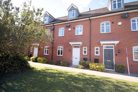 4 bedroom townhouse for sale - Kirkstall Close, Lincoln