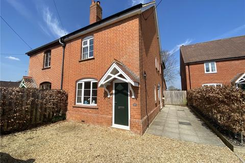 3 bedroom semi-detached house to rent - Greengate Road, Wedhampton, Devizes, SN10