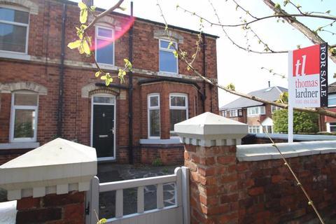2 bedroom end of terrace house for sale - Hollins Terrace, Marple
