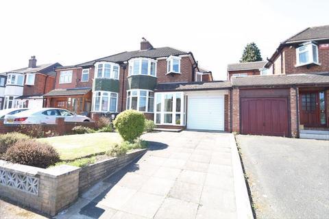 3 bedroom semi-detached house for sale - Millfield Road, Handsworth Wood, Birmingham
