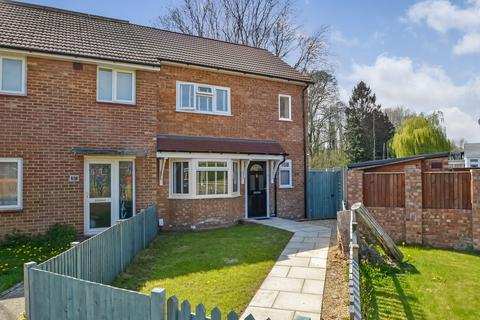 2 bedroom end of terrace house for sale - 47a Dockenfield Close