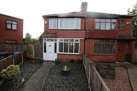 3 bedroom semi-detached house to rent - Stanage Avenue, Blackley, Manchester M9 6HH