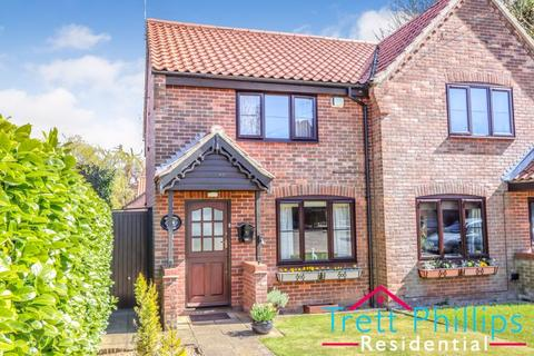 2 bedroom semi-detached house for sale - The Street, Catfield