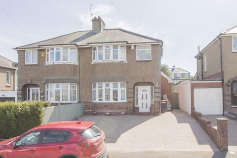 3 bedroom semi-detached house for sale - Beaufort Place, Newport - REF#00013353