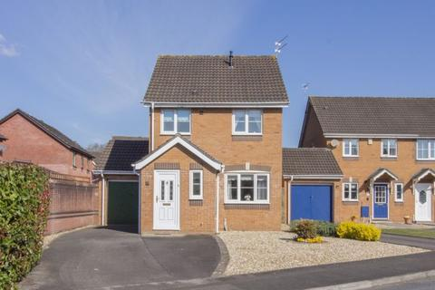 3 bedroom detached house for sale - Gerbera Drive, Newport - REF#00013800