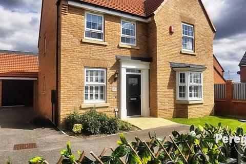 4 bedroom detached house for sale - Wild Orchid Way, Pontefract