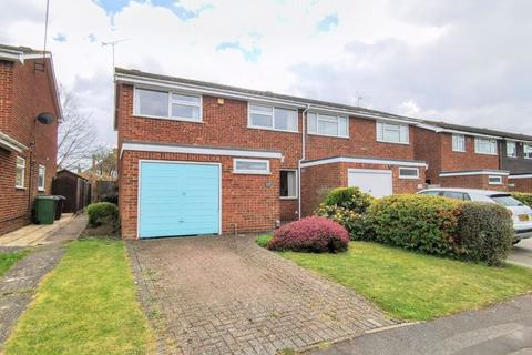 4 bedroom semi-detached house for sale - Chaucer Drive, Aylesbury