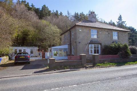2 bedroom semi-detached house for sale - Coldmartin Terrace, Wooler, Northumberland, NE71
