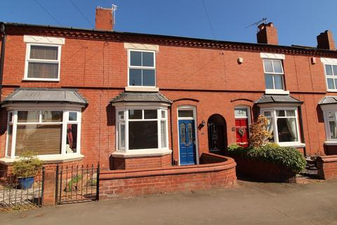 2 bedroom terraced house to rent - WOLLASTON - Bridle Road