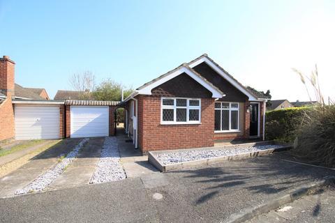 2 bedroom detached bungalow for sale - Oakham Close, Moulton, Northampton