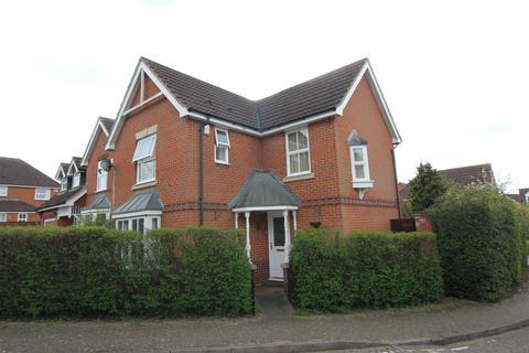 3 bedroom detached house for sale - Hengistbury Lane, Tattenhoe, Milton Keynes