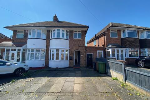 3 bedroom semi-detached house to rent - Wichnor Road, Solihull, B92 7QA