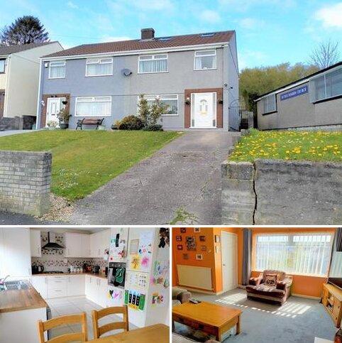 3 bedroom semi-detached house for sale - Hopkin Street, Brynhyfryd, Swansea