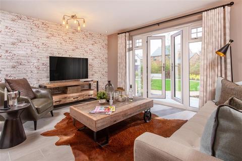 3 bedroom semi-detached house for sale - The Alton G - Plot 161 at Cherry Tree Park, Crewe Road, East Shavington CW2
