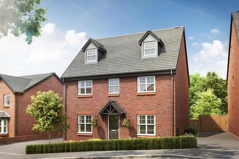 5 bedroom detached house for sale - The Garrton - Plot 159 at Cherry Tree Park, Crewe Road, East Shavington CW2
