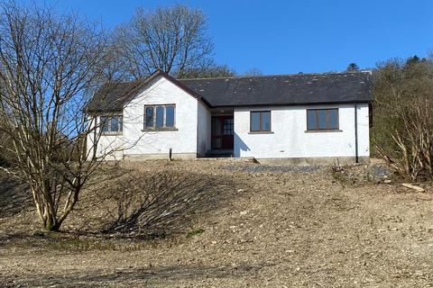 4 bedroom detached bungalow for sale - Overlooking the Teifi Valley, Near Lampeter