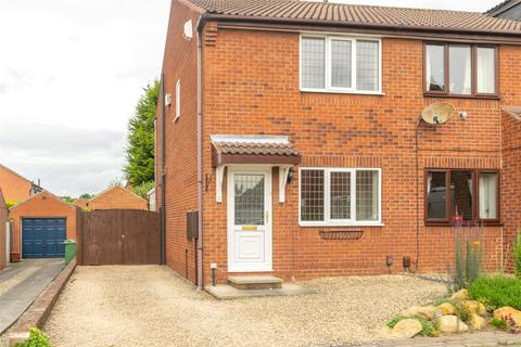 2 bedroom semi-detached house to rent - Cranewells Drive, Leeds, LS15 9HB