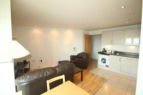 2 bedroom flat to rent - Masshouse Plaza, City Centre, Birmingham, B5 5JF