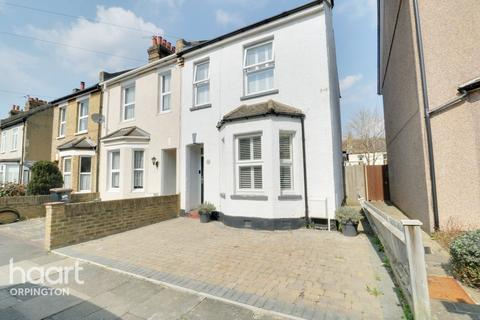 2 bedroom end of terrace house for sale - Raglan Road, Bromley