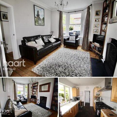 4 bedroom terraced house to rent - Halifax Road, EN2