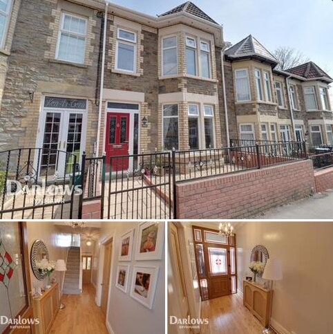 4 bedroom terraced house for sale - Fair View, Ebbw Vale