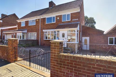 3 bedroom semi-detached house for sale - Ocean View, Ryhope,  Sunderland, SR2 0SQ