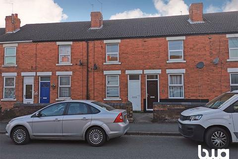 2 bedroom terraced house for sale - Welbeck Street, Creswell, Worksop, Derbyshire, S80 4AZ