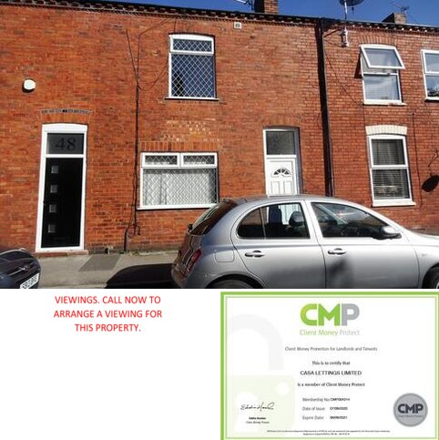 3 bedroom terraced house to rent - Rydal Street, Leigh WN7