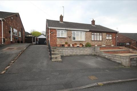 2 bedroom semi-detached bungalow for sale - Ley Gardens, Stoke-on-trent, ST3