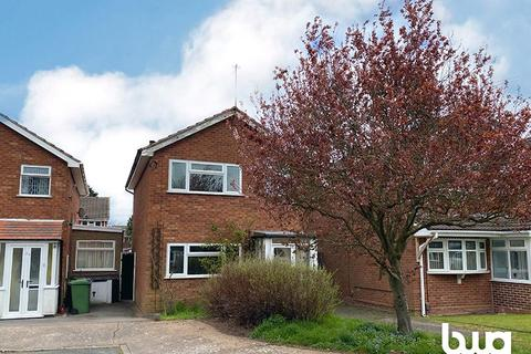 3 bedroom detached house for sale - Whernside Drive, Wolverhampton, WV6 0TQ