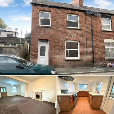 3 bedroom end of terrace house for sale - Clifton Street, Sticklepath, Barnstaple, EX31