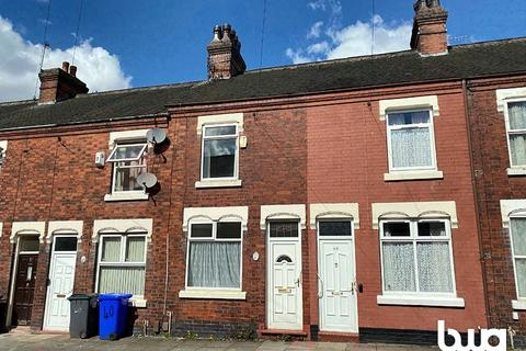 2 bedroom terraced house for sale - Stanier Street, Stoke-on-Trent, ST4 3LJ
