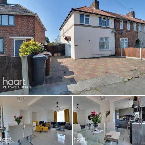3 bedroom end of terrace house for sale - Wood Lane, DAGENHAM