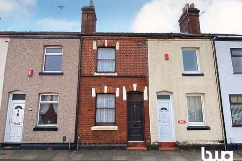 3 bedroom terraced house for sale - Kildare Street, Stoke-on-Trent, ST3 4ND