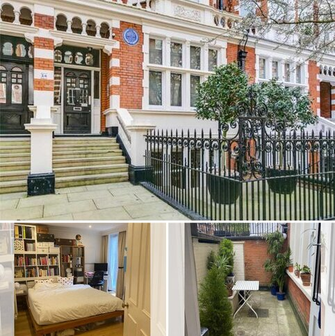 1 bedroom apartment to rent - Bolton Gardens, SW5