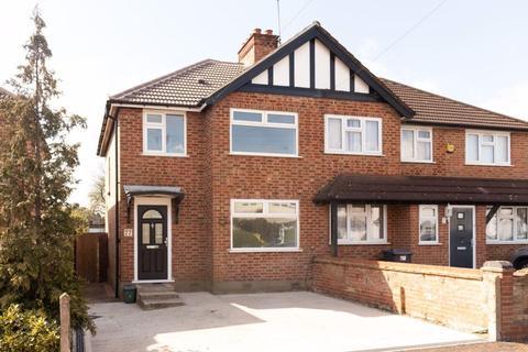 3 bedroom semi-detached house to rent - Misbourne Road, Uxbridge