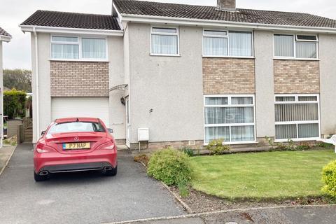 4 bedroom semi-detached house for sale - Wyndham Close, Pontarddulais