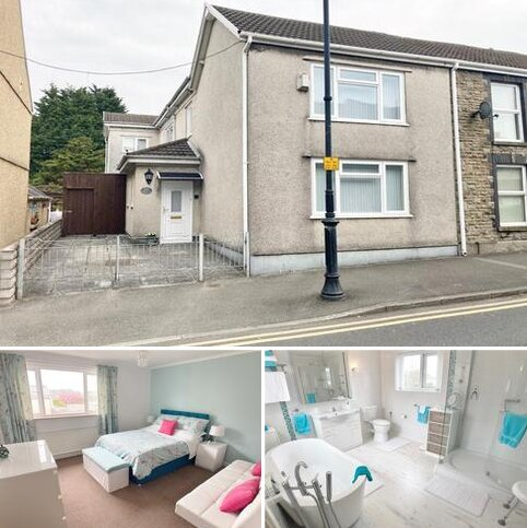 4 bedroom semi-detached house for sale - St Teilo St, Pontarddulais