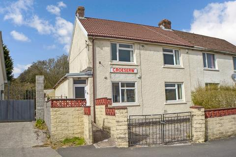 4 bedroom semi-detached house for sale - South Avenue, Cymmer, Port Talbot, Neath Port Talbot. SA13 3RB