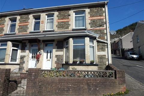 3 bedroom semi-detached house for sale - Llwynon Road, Six Bells, Abertillery, NP13 2QA