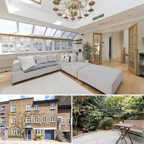 4 bedroom terraced house for sale - Drayton Gardens, London, SW10