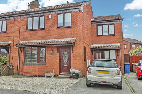5 bedroom semi-detached house for sale - Churchill Rise, Burstwick, Hull, HU12